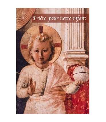 Carte Prière
