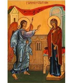 """Carte Prière """"Prière de l'Angelus"""" (CA14-0019)"""