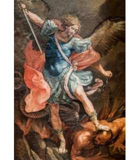 """Carte Prière """"Prière à Saint-Michel Archange"""" (CA14-0020)"""
