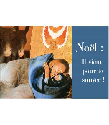 "Poster Grand format ""Noël-Arcabas"" (PO14-0011)"