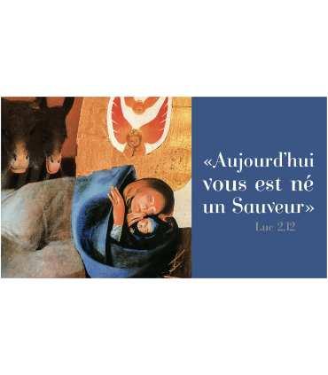 "Poster Grand format ""Noël-Arcabas"" (PO14-0010)"
