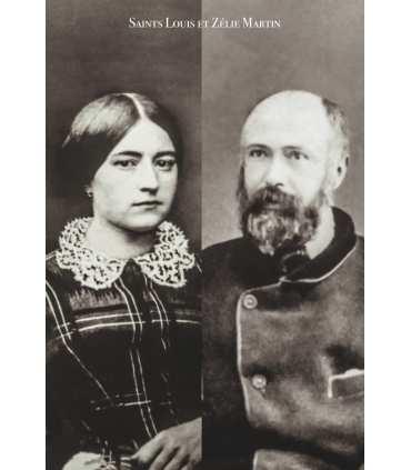 Poster Saints Louis et Zélie Martin (PO15-0012)