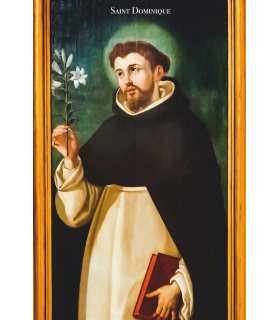 Poster Saint Dominique (PO15-0015)