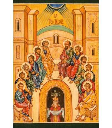 Icônes - La Pentecôte (CP14-0034_SAT0203)