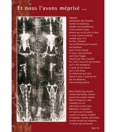 Offre couplée - les deux séries : Le Saint Suaire Scientifique (Série de 7 affiches) & Saint Suaire (Série de 6 affiches)
