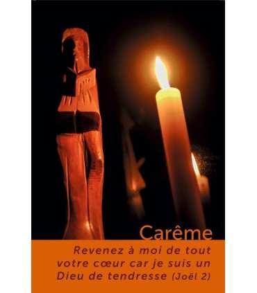 Poster Carême : Revenez à moi de tout votre coeur (PO15-0032)