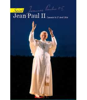 Carte postale-Saint Jean-Paul II
