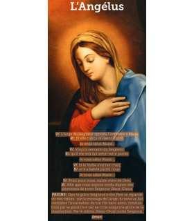 Kakémono liturgique : Prière de l'Angelus (KM15-0030)