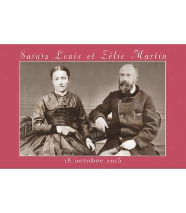 Saints Louis et Zélie Martin - 18 octobre 2015 (V1) (CP15-0001_SAT0208)