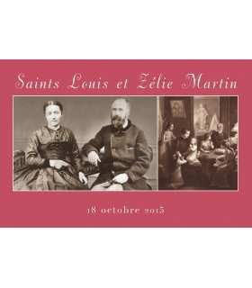 Saints Louis et Zélie Martin - 18 octobre 2015 (V2) (CP15-0002_SAT0207)