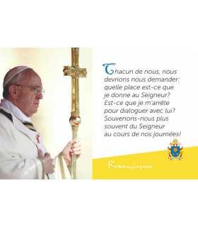 Pape François -  Chacun de nous, ...