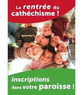 Poster Cathéchisme Personnalisable (PO15-0039)