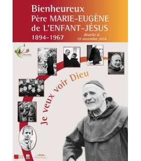 Bienheureux Père Marie-Eugène de l'Enfant-Jésus (EX15-0009)