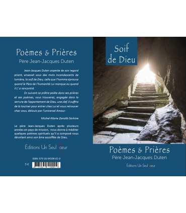 Livret 'Poèmes & Prières' - Père Jean-Jacques Duten (ISBN: 979-10-94509-02-9)
