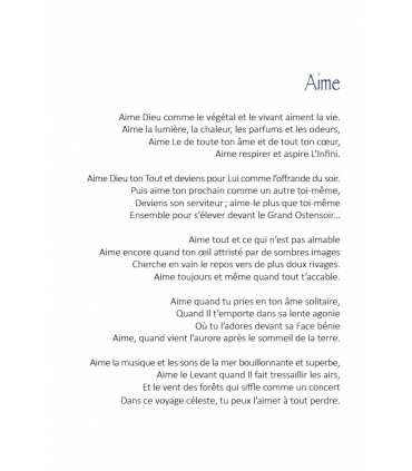 Livre Poèmes & Prières - Père Jean-Jacques Duten