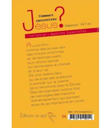 Livret 'Comment rencontrer Jésus' - Emmanuel Pelat