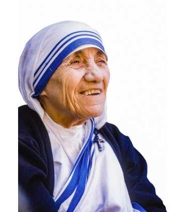 Grand Format Sainte Mère Teresa (GF15-0045)