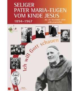 Seliger Pater Maria-Eugen vom Kinde Jesus (EX15-0011)