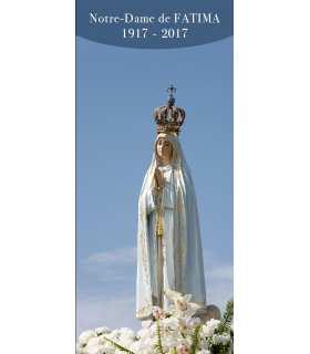 Kakémono Notre Dame de Fatima (KM15-0052)