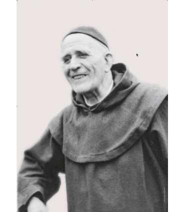 """Grand Format """"Bienheureux Père Marie-Eugène de l'Enfant Jésus"""""""