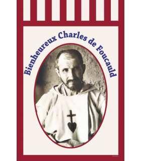 Bannière Saint Charles de Foucauld (BA16-0001)