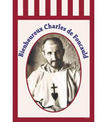 Bannière Saint Charles de Foucauld