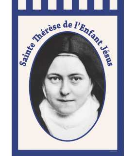 Banner Saint Therese of the Child Jesus