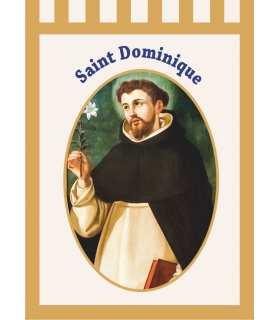 Bannière Saint Dominique (BA16-0011)