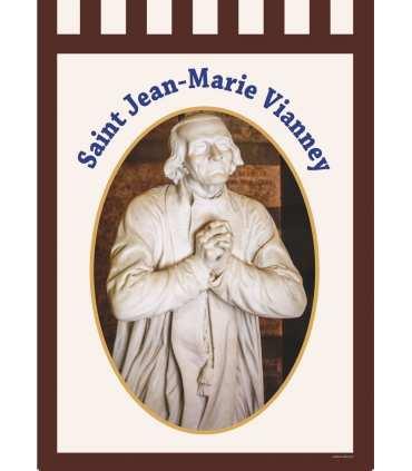 Bannière Jean-Marie Vianney