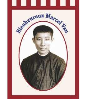 Bannière Bienheureux Marcel Van (BA16-0015)