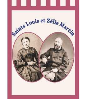 Bannière Saints Louis et Zélie Martin (BA16-0017)