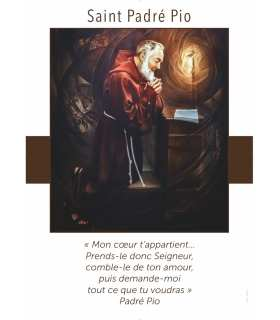 Poster / Displays Saint Charles of Foucault