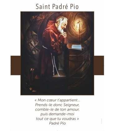 Poster / affiche Saint Padre Pio