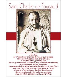 Poster Bienheureux Charles de Foucauld (PO15-0045)