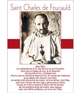 Poster / Displays Blessed Charles of Foucauld