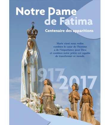 Notre Dame de Fatima - Centenaire des apparitions (Série de 8 affiches) (EX15-0016)