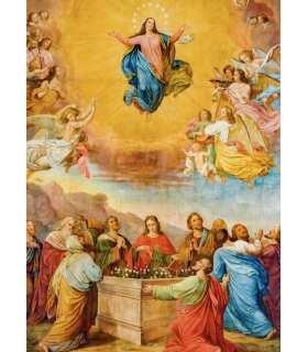 """Grand Format """"L'Assomption de la Vierge Marie"""""""