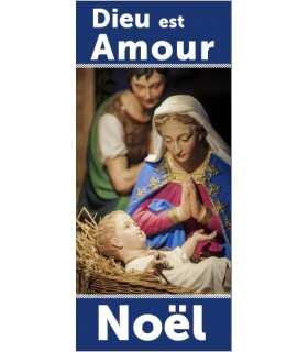 Kakémono liturgique : Noël (KM15-0051)