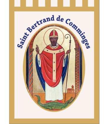 Bannière Saint Bertrand de Comminges
