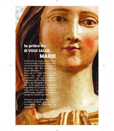 Je vous salue Marie (Série de 12 affiches) (EX13-0010)