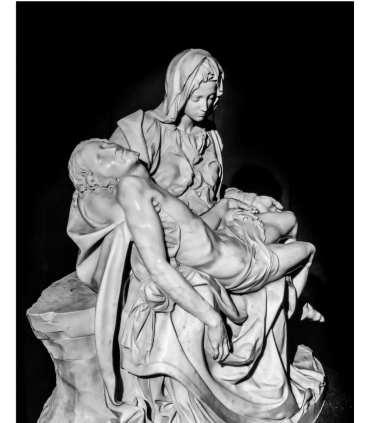 "Grand Format ""La Pieta"" (GF15-0063)"