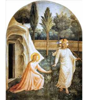 "Grand Format ""Jésus et Marie-Madeleine"" (GF15-0068)"