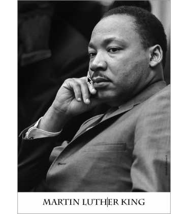 Poster Martin Luther King (PO15-0072)