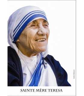 Poster Sainte Mère Teresa (PO15-0073)