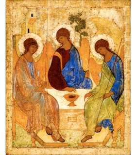 """Grand Format """"Trinité de Roublev"""" (GF14-0006_R1.25)"""