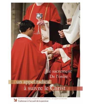 Poster devenir Chrétien-Sacrements-Ordination (PO13-0006)