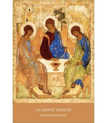 """Poster Icône """"Trinité de Roublev"""" (PO14-0016)"""