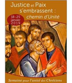 Poster Unité des chrétiens 2019