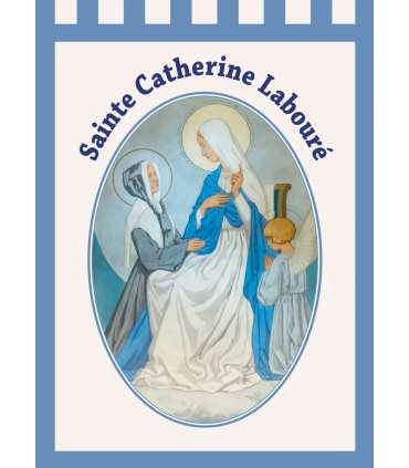 Banner Sainte Catherine Labouré (BA16-0024)