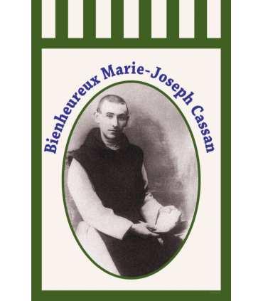 Bannière Bienheureux Marie-Joseph Cassan (BA16-0025)